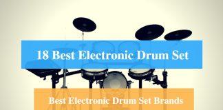Best Electronic Drum Set, Best Electronic Drum Set for Beginners & Best Electronic Drum Set Brands