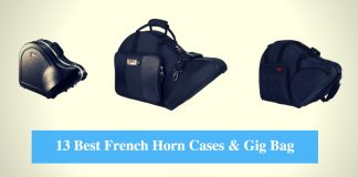 Best French Horn Case, Best French Horn Gig Bag & Best French Horn Case Brands