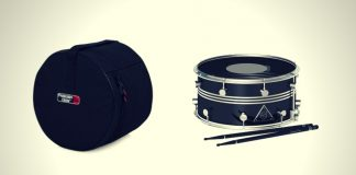 Best Snare Drum Case, Best Snare Drum Gig Bag, Best Snare Drum Case with Wheels, Backpack, Hard or Rolling Type