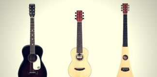 Best Travel Guitar, Best Travel Acoustic Guitar & Best Travel Electric Guitar