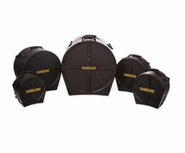 HARDCASE HROCKFUS3 Drum Case Set