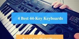 Best 44-Key Keyboard, Best 44-key Digital Piano & Best 44-Key Keyboard Brands