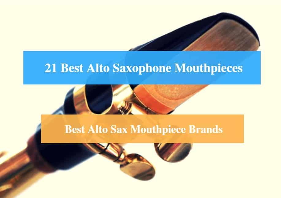 21 Best Alto Saxophone Mouthpiece Reviews 2019 (Best Alto