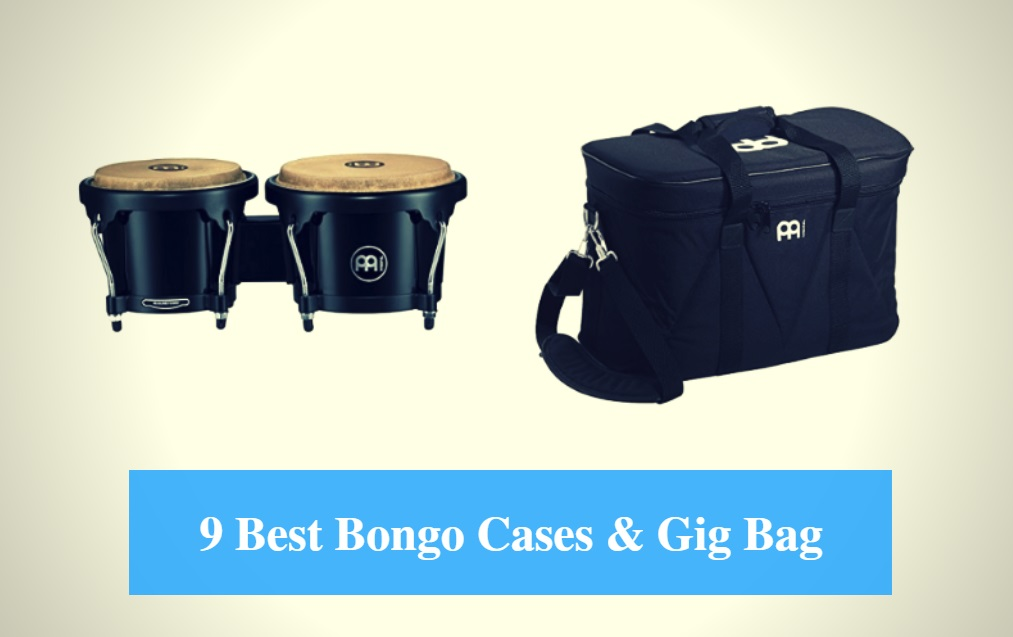Best Bongo Case Bag Brands