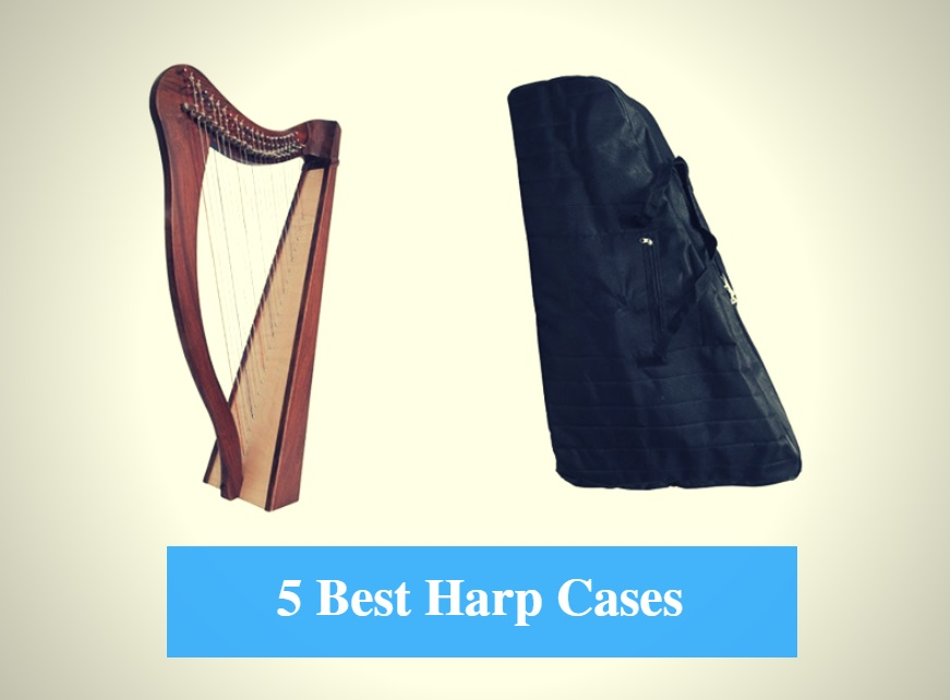 Best Harp Case, Best Harp Gig Bag & Best Harp Case Brands