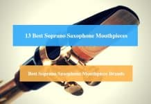 Best Soprano Saxophone Mouthpiece & Best Soprano Sax Mouthpiece Brands