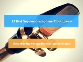 Best Soprano Saxophone Mouthpiece & Best Soprano Sax Mouthpiece Brands