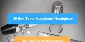 Best Tenor Saxophone Mouthpiece & Best Tenor Sax Mouthpiece Brands