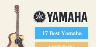 Best Yamaha Acoustic Guitar & Best Yamaha Acoustic Electric Guitar