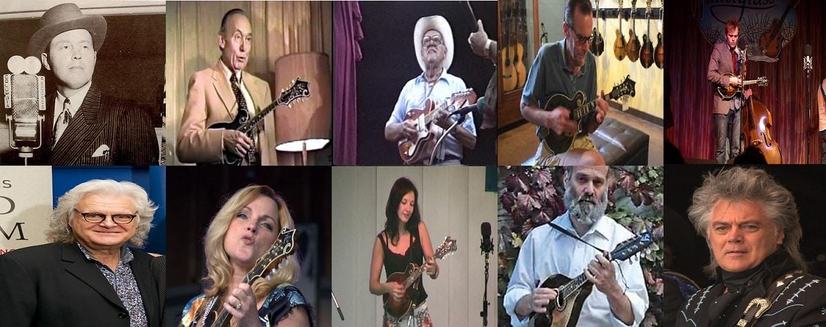 Famous Mandolin Players