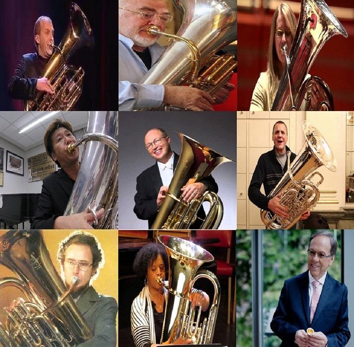 Famous Tuba Players