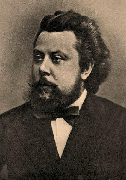 Modest Mussorgsky Facts