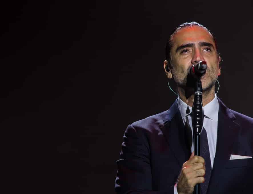 Alejandro Fernández Biography