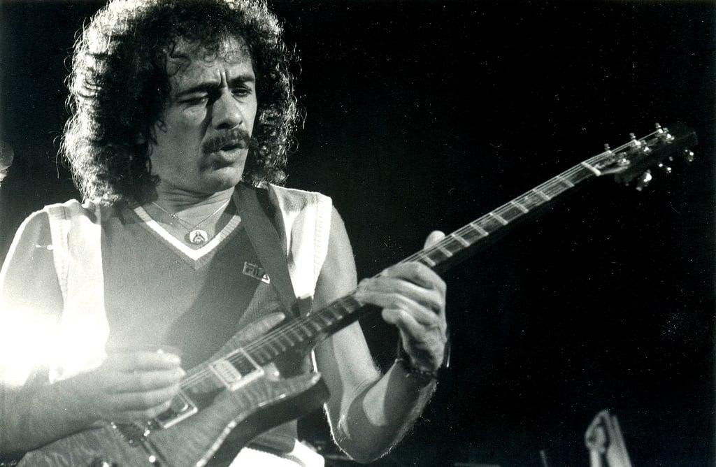 Carlos Santana Biography