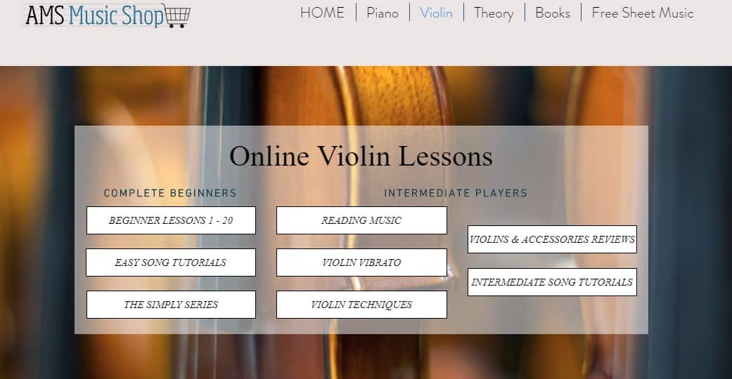 Alison Sparrow Learn Violin Online