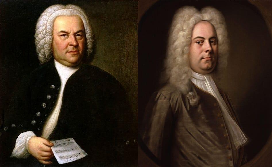 Bach vs Handel
