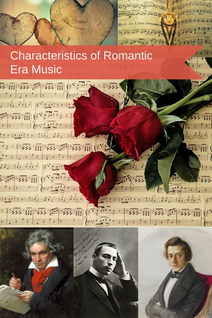 famous romantic period music