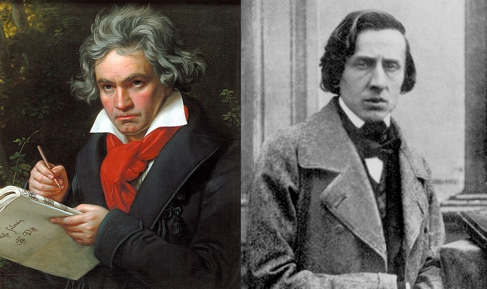 Beethoven vs Chopin