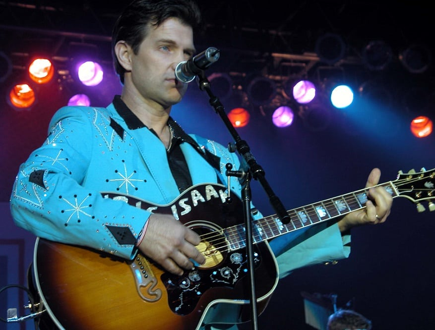 Chris Isaak Biography