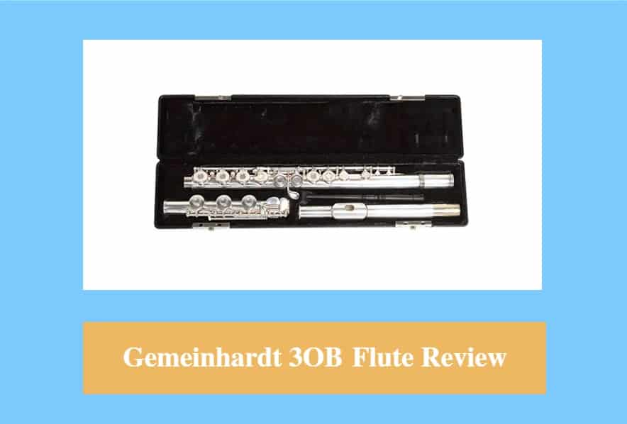 Gemeinhardt 3OB Flute Review