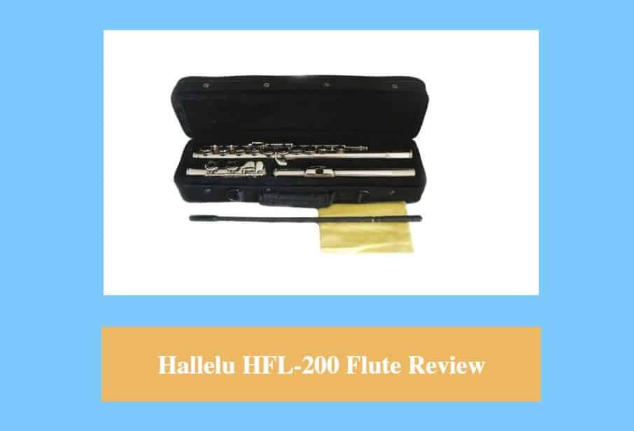 Hallelu HFL-200 Flute Review