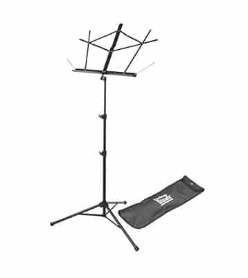On Stage SM7222B Tripod Music Stand
