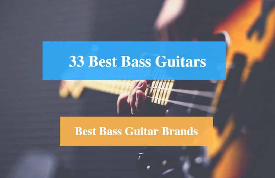 Best Bass Guitar & Best Bass Guitar Brands