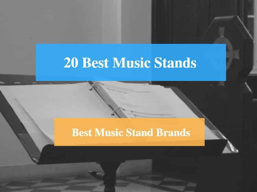 Best Music Stand & Best Music Stand Brands