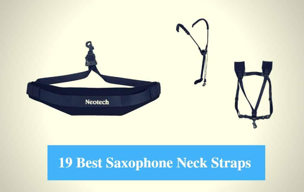 Best Saxophone Neck Strap & Best Neck Strap for Saxophone