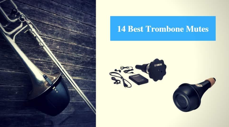 Best Trombone Mutes & Best Practice Mute for Trombone