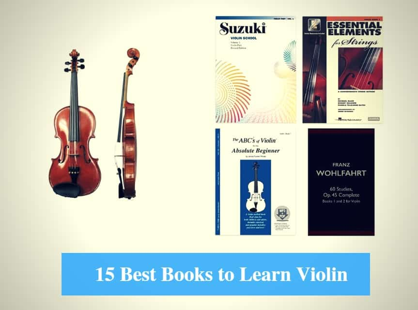 Best Violin Book & Best Book to Learn Violin