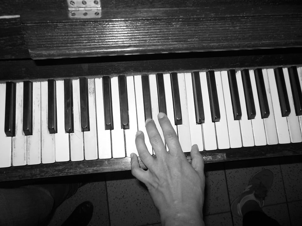 one hand piano songs