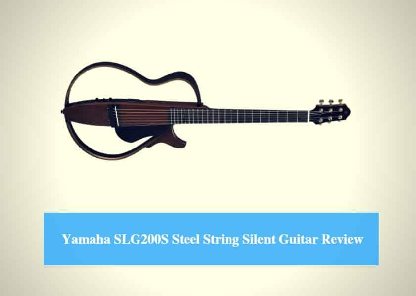 Yamaha SLG200S Guitar Review