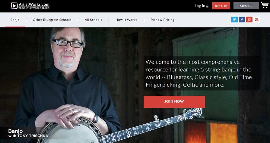 20 Websites to Learn Banjo Lesson Online (Free and Paid