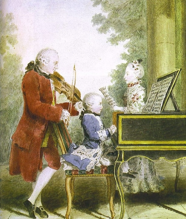 Young Composers & Classical Music's Child Prodigies