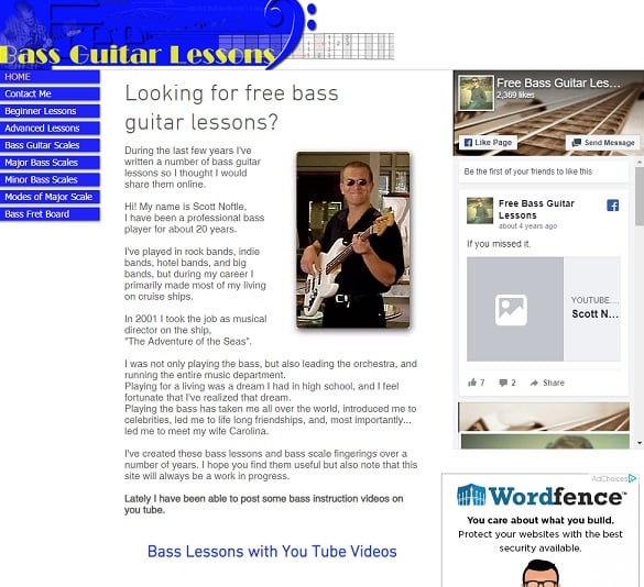free-bass-guitar-lessons learn bass guitar online