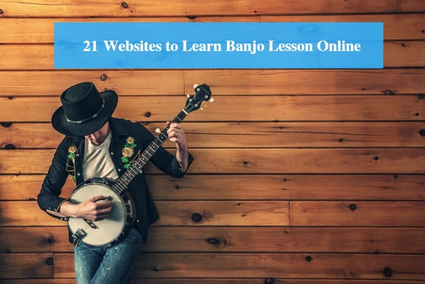 Learn Banjo Lesson Online, Free and Paid Banjo Courses