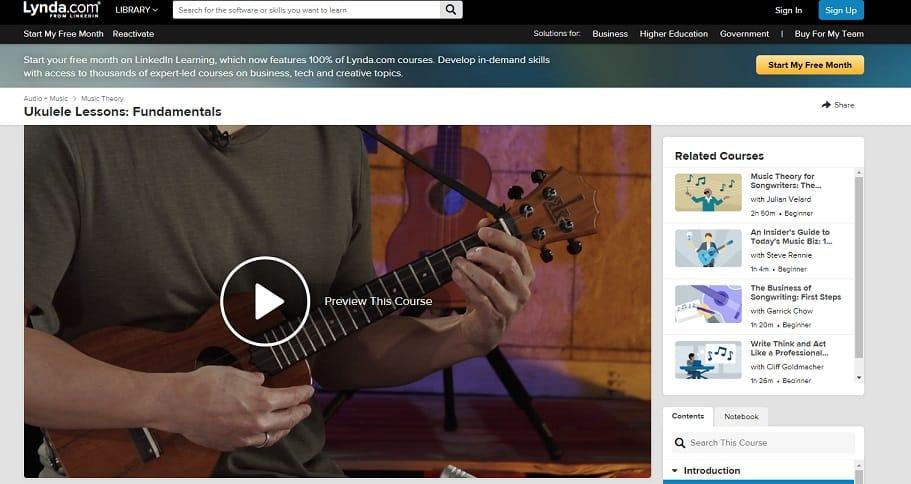22 Websites to Learn Ukulele Lesson Online (Free and Paid Ukulele
