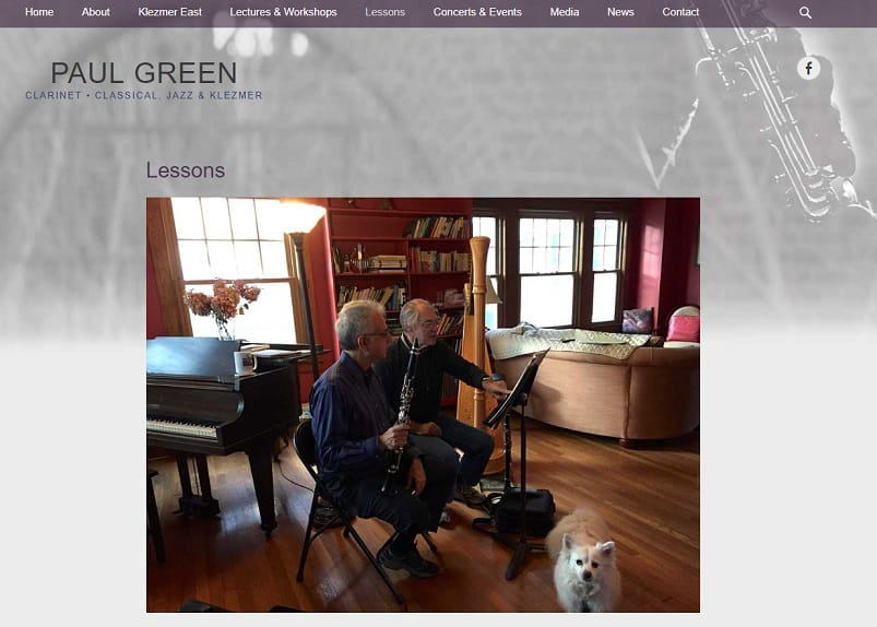 paulgreenmusic Learn Clarinet Online
