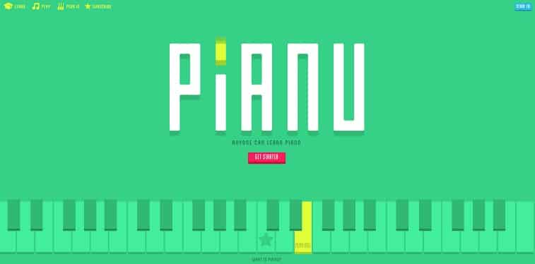 pianu learn classical piano online