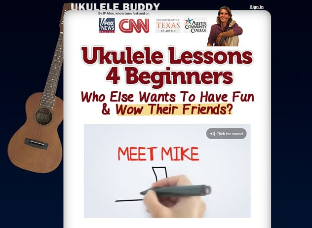 ukulelebuddy learn ukulele online