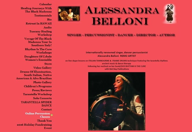 alessandrabelloni Learn Percussion Online