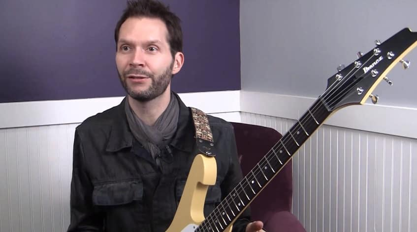 ArtistWorks Paul Gilbert
