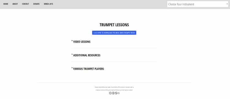 basicband Learn Trumpet Online