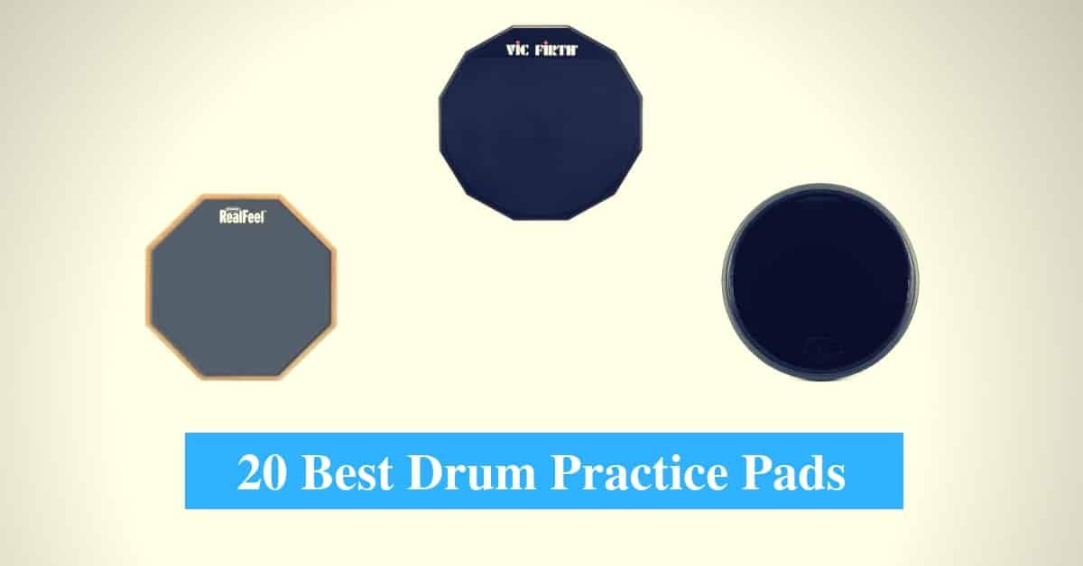 Best Drum Practice Pads & Best Practice Pad for Drum