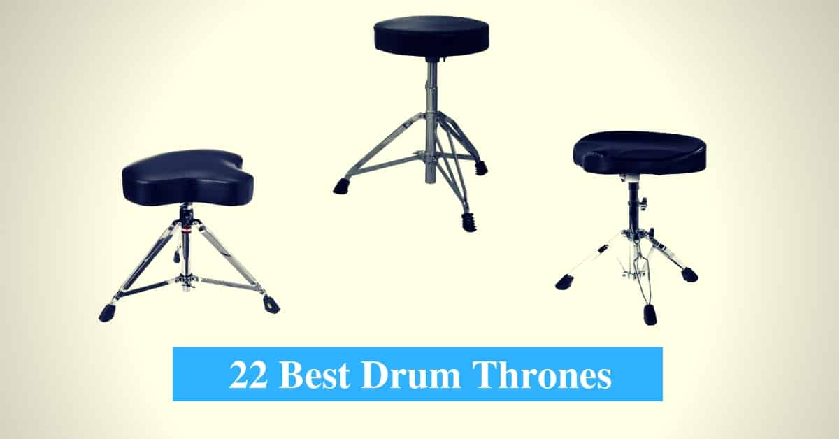 Best Drum Throne & Best Drum Throne Brands