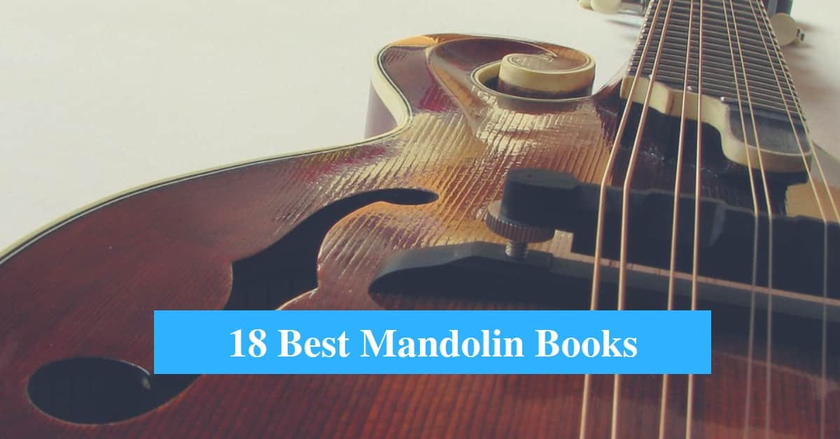 Best Mandolin Books & Best Books to Learn Mandolin