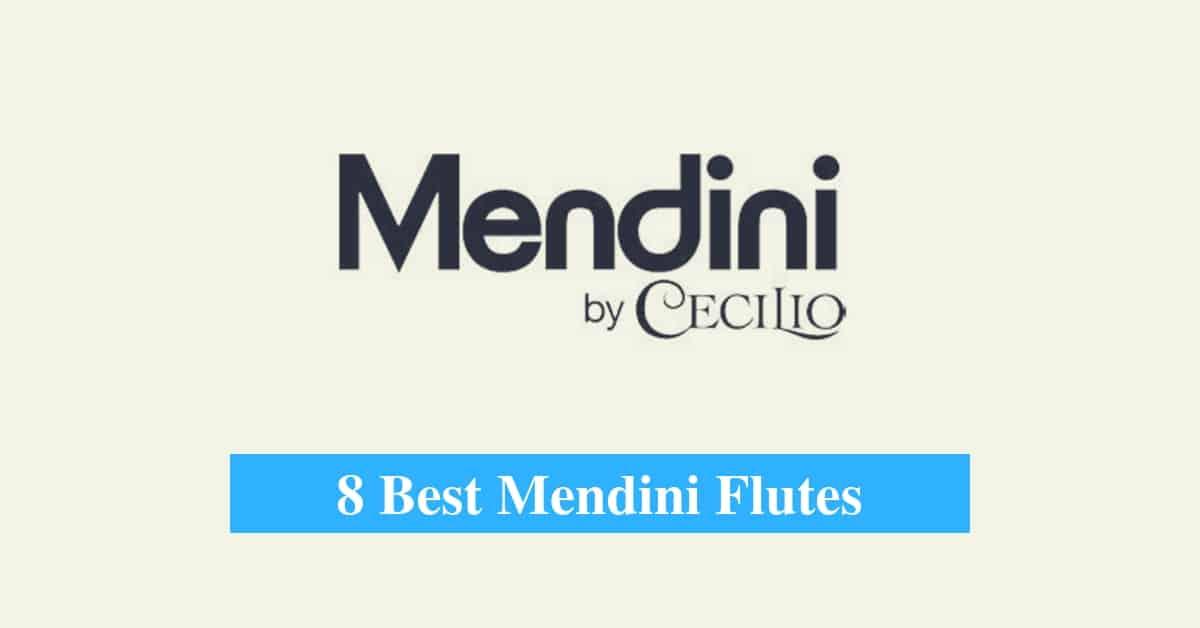Best Mendini Flutes