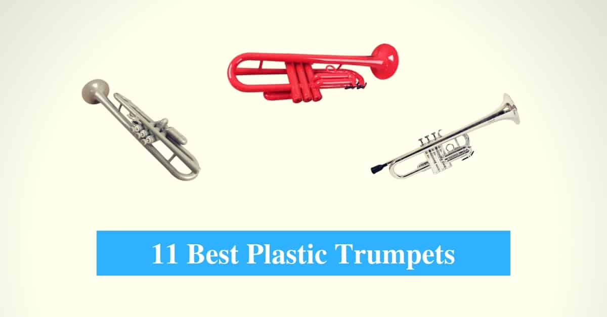 11 Best Plastic Trumpet Reviews 2019 (Best Plastic Trumpet