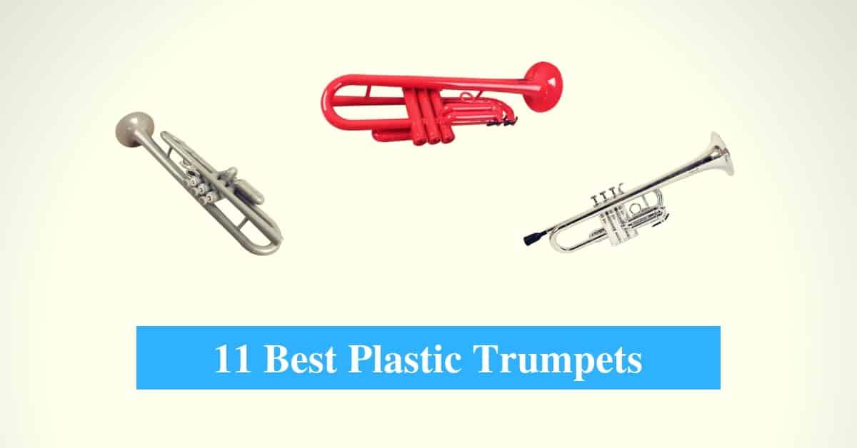 Best Plastic Trumpets & Best Plastic Trumpet Brands